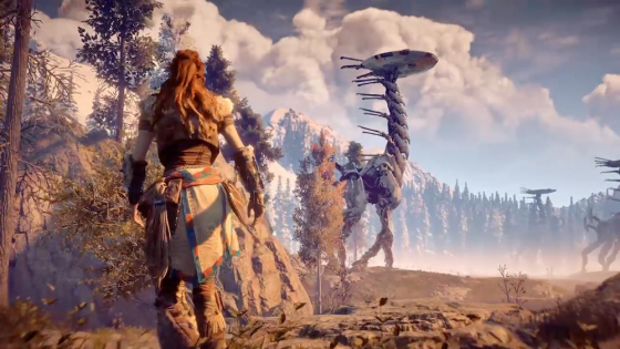 Horizon Zero Dawn 560x315