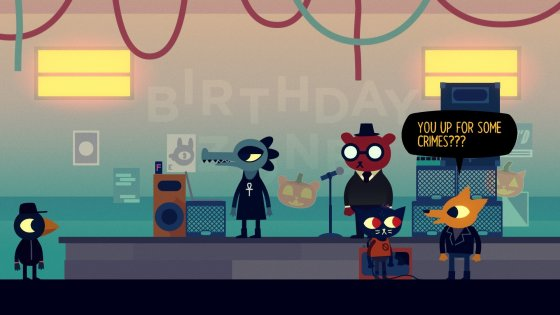 Night in the Woods 560x315