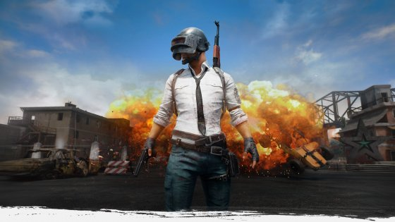 Playerunknowns Battlegrounds 560x315