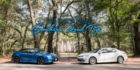 Southern Road Trip Feature 560x280