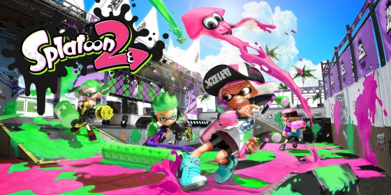 Splatoon 2 560x280