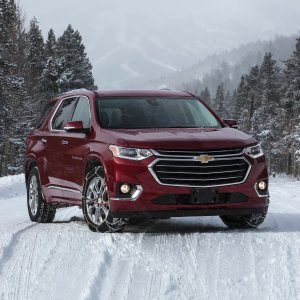 2018 Chevrolet Traverse : Review