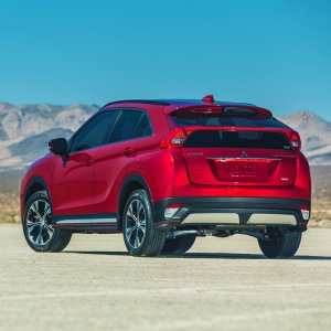 2018 Mitsubishi Eclipse Cross : Review