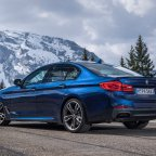 2018 BMW M550i 6 144x144