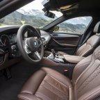 2018 BMW M550i Interior 144x144