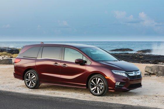 2018 Honda Odyssey 1 560x373
