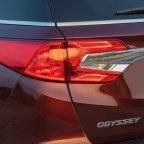 2018 Honda Odyssey Exterior 10 144x144