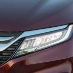 2018 Honda Odyssey Exterior 5 144x144