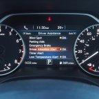 2018 Nissan Maxima Interior 4 144x144