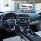 2018 Nissan Maxima Interior 5 144x144