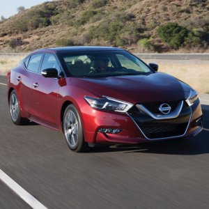 2018 Nissan Maxima : Review