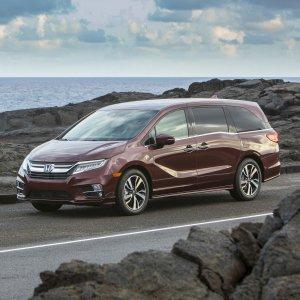 2018 Honda Odyssey : Review