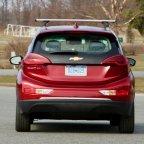 2018 Chevrolet Bolt EV Rear 1 144x144