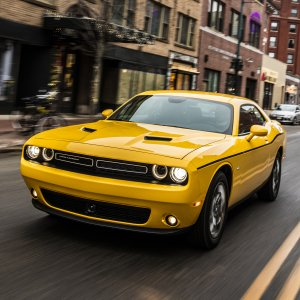 2018 Dodge Challenger GT AWD : Review