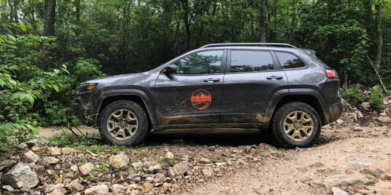 Jeep Cherokee Trailhawk 560x280