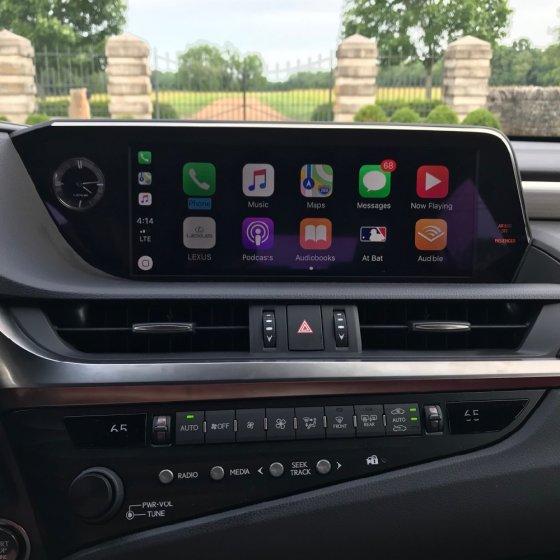 2019 Lexus ES350 FSport 2 560x560
