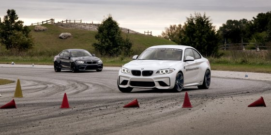 BMW Performance School 560x280