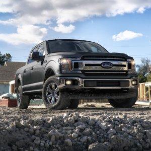 Top Five Best-Selling Trucks in America