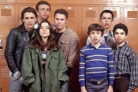 Freaks and Geeks 560x373