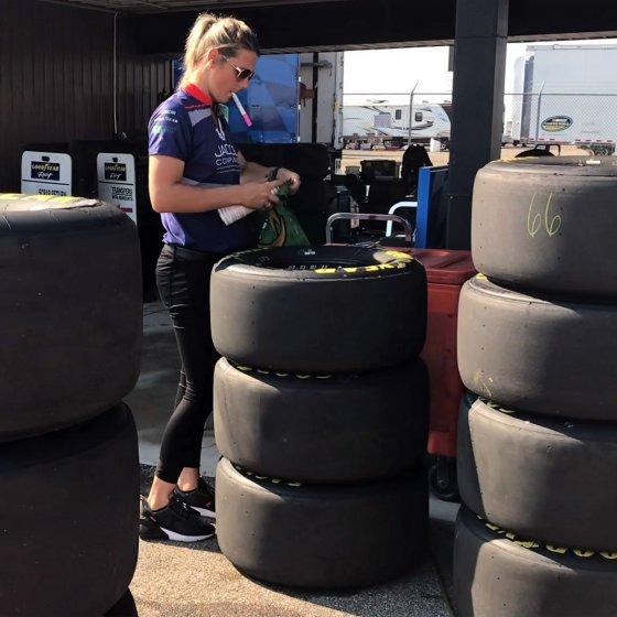 Goodyear Eagle NASCAR Tracking 560x560