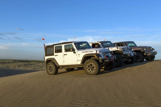 Moses Lake Sand Dunes 560x374