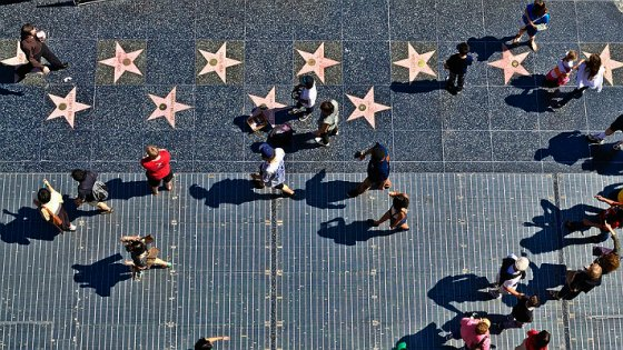 hollywood walk of fame above 560x315