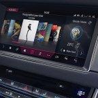 2018 Jaguar XF Sportbrake Interior 2 144x144