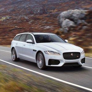 2018 Jaguar XF Sportbrake : Review