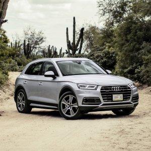 2018 Audi Q5 : Review