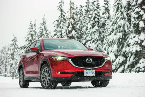 2019 Mazda CX 5 Whistler Snow 560x374