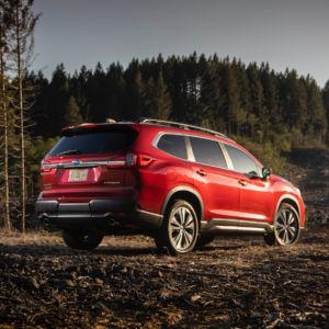 2019 Subaru Ascent : Review