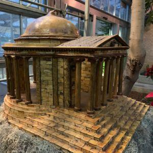 Washington DC Landmarks Botanic Holiday 11 300x300