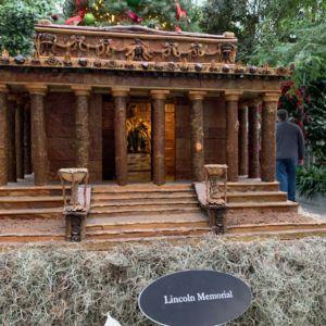 Washington DC Landmarks Botanic Holiday 3 300x300