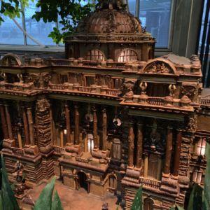 Washington DC Landmarks Botanic Holiday 8 300x300