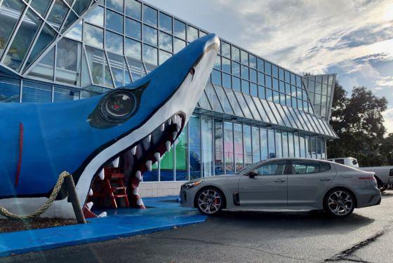 2018 Kia Stinger GT Long Term 40 560x375