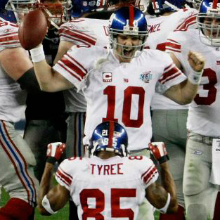 Five Greatest Upsets in Super Bowl History