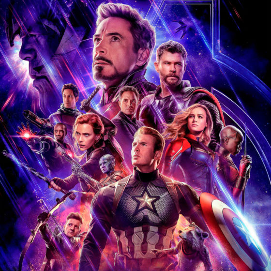Avengers 560x560