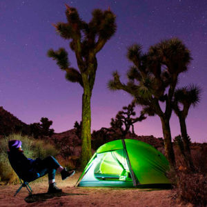 Five National Parks with Epic Camp Sites