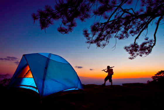 Camping 560x374
