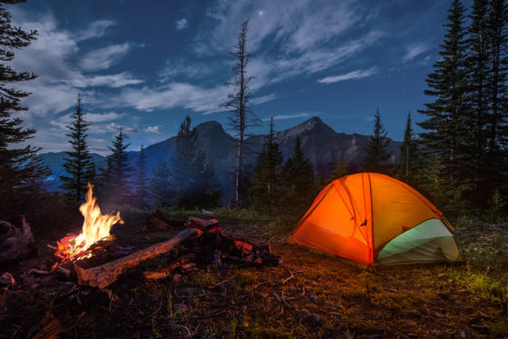 Camping Gear 560x374