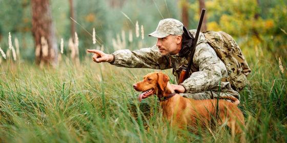 Hunting 560x280