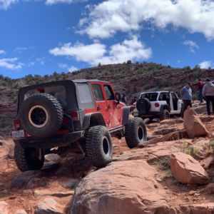 Seven Fun Off-Road Trails in Moab, Utah