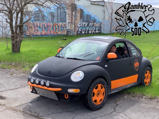 Bug Detroit Gambler 560x420