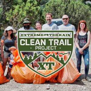 Off-Road Clubs Clean-Up Trails with Support of ExtremeTerrain