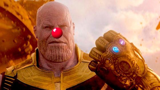 Thanos Red Nose 560x315