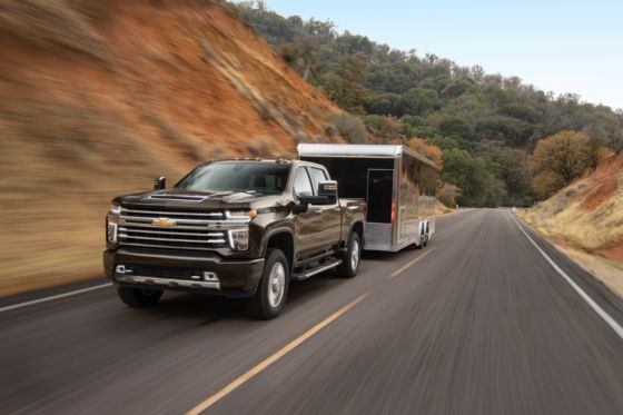 2020 Chevrolet Silverado 2500 High Country 2 560x373