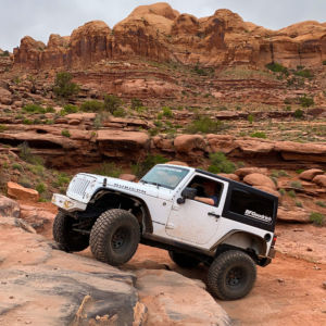 Moab Easter Jeep Safari with BFGoodrich Tires