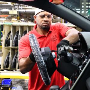 Inside Toyota Motor Manufacturing Kentucky