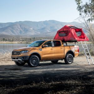 The 2019 Ford Ranger is now an International Truck