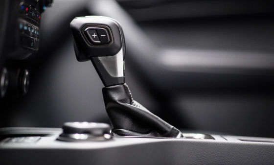 2019 Ford Ranger Shifter 560x337